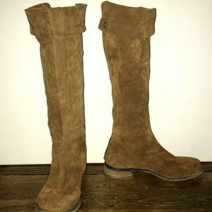 Free People Woman's Boots Honey Whiskey